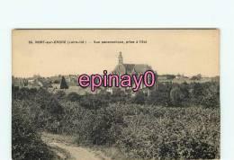 Br - 44 - NORT SUR ERDRE - Vue Sur Le Village - édit. Chapeau - - Nort Sur Erdre