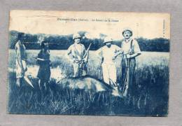 32865      Gabon   -       Fernan-Yaz    -  La  Retour  De La  Chasse,  VGSB  1931 - Gabon