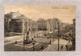 32702   Germania,     Dusseldorf -  Alleestrasse,  VG  1912 - Duesseldorf