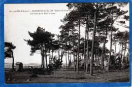33 ANDERNOS LES BAINS UN COIN DE LA VILLE D' HIVER - Andernos-les-Bains