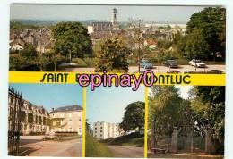 Br- 44 - SAINT ETIENNE DE MONTLUC- Multivues - édit. Jack - - Saint Etienne De Montluc