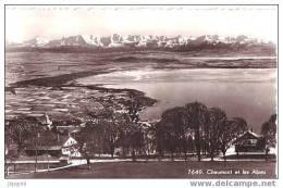 Chaumont Et Les Alpes - NE Neuchâtel