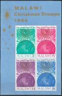 Malawi 1964 Yvertn° Bloc 1 *** MNH  Cote 35 FF Noel Kerstmis Christmas - Malawi (1964-...)