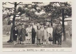 Souvenir Of Tokyo, Hato Bus Tours, 1963 - Tokio