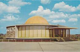 Queen Elizabeth Planetarium At Coronation Park, Edmonton,  Alberta, Canada,  40-60s - Astronomie