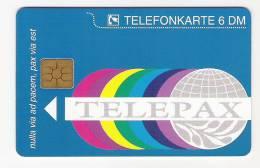 Telefonkate Telepax 6DM (Mint,Neu) - Germany