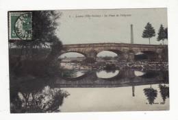 70  LURE   Le Pont De L'Ognon      éditions BF - Lure