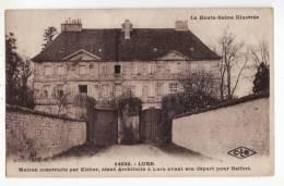 70  LURE   Maison Construite Par Kléber      éditions CLB - Lure