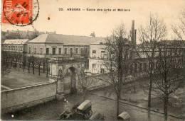 CPA -49 - ANGERS - Ecole Des Arts Et Métiers - 081 - Angers