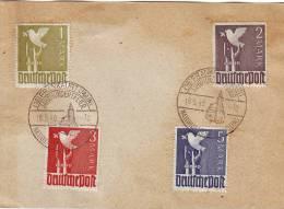 Germany 1948 Used Set On Card - Germany