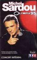MICHEL SARDOU  °°°° Olympia 95 - Concert Et Musique
