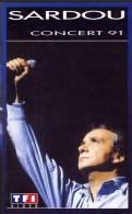 MICHEL SARDOU  °°°° Bercy 91 - Concert Et Musique