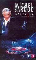 MICHEL SARDOU  °°°° Bercy 98 - Concert Et Musique