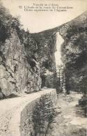 Aude- L'Aude Et La Route De Carcanières, Chute Supérieure De L'Aguzou. - France