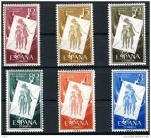 1956, PRO INFANCIA HUNGARA, COMPLETA** SIN FIJASELLOS - 1951-60 Ungebraucht