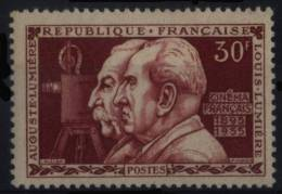 N° 1033 De France - X X - ( F 366 ) - ( Les Frères Lumière )