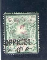 IRAN 1886-7 O - Iran