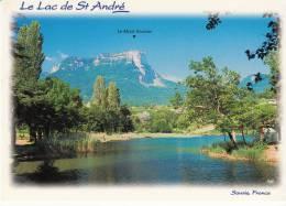 La Combe De Savoie Aux Environs De Chambéry Le Lac Saint-André - Frankreich