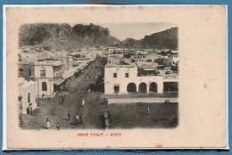 YEMEN --  Aden - Arab Town - Yémen
