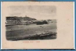 YEMEN --  Aden - Steamer Foint - Yémen