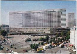1577-France 75015-Paris Gare Maine Montparnasse Construite En 1966-Animee-Ed Yvon - Métro Parisien, Gares