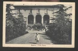 BUDRIO - BOLOGNA - ANNI 30 - VILLA NANNI CON BAMBINA - Bologna