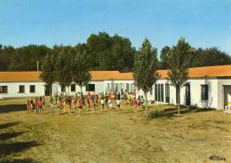 NOIRMOUTIER (85) Barbatre CPSM Colonie Des écoles Publiques De St Aignan Sur Cher - Noirmoutier