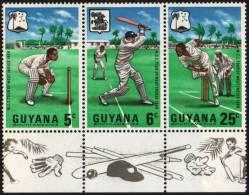 GUYANA 1968 - CARIBBEAN CRICKET CHAMPIONSHIPS - MINT - Cricket