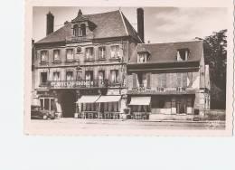 VERNEUIL-sur-AVRE  - 27 -  Hôtel Du Saumon - Verneuil-sur-Avre