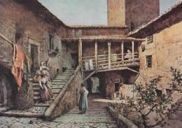 Roma Sparita-di E.roesler Franz- Corte Del Palazzo Degli Anguillara N 45 - Non Classificati