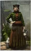 Costumes De PORTUGAL-Vendederia De Lette- LAITIERE - Unclassified