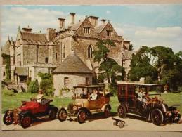 Delage 1913, T Ford 1915, Renault 1906, National Motor Museum, Beaulieu England - Passenger Cars