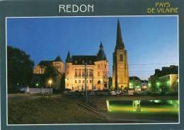 [35600] Ille Et Vilaine > REDON -La Place Saint Sauveur * PRIX FIXE - Redon
