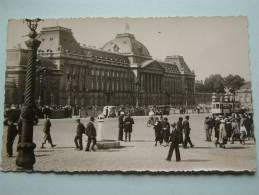 PALEIS - PALAIS Te BRUSSEL / Bruxelles / Brussels / Anno 19?? ( Photo ? - Zie Foto Voor Details ) ! - Lugares
