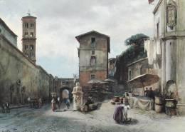 Roma Sparita-di E.roesler Franz- Via Dei Penitenzieri.-oto 36 - Non Classificati