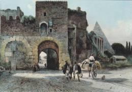 Roma Sparita-di E.roesler Franz- Porta San Paolo..-oto 35 - Non Classificati