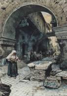 Roma Sparita-di E.roesler Franz- Casa Medioevale Al Portico D´ottavia .-oto 50 - Non Classificati