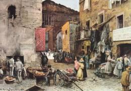 Roma Sparita-di E.roesler Franz- Via Rua In Fondo  Il Portico D´ottavia .-oto 11 - Non Classificati