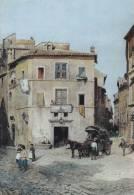 Roma Sparita-di E.roesler Franz- Albergo Dell´orso .-oto 31 - Non Classificati