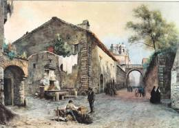 Roma Sparita-di E.roesler Franz- Via Giulia-fontana Del Mascherone .-oto 23 - Non Classificati