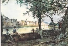 Roma Sparita-di E.roesler Franz- Terrazza Dei Giardini Della Farnesina  .-oto 56 - Non Classificati