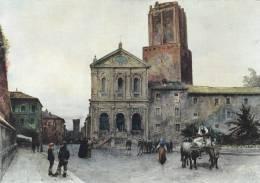 Roma Sparita-di E.roesler Franz- Chiesa Di S.caterina E Torre Delle Milizie   .-oto 54 - Non Classificati