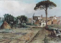 Roma Sparita-di E.roesler Franz- Pratri Di Castello  .-oto 57 - Non Classificati
