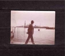Piccola Foto Originale (50 X 37 Mm) Colore Seppia-grigio - Photographs