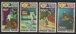 TOGO  Moonlanding - Space