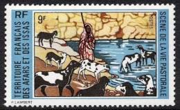 Afars & Issas 1973 Y&T 381 ** MNH  Vie Pastorale Bergers - Unclassified