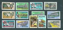 Nigéria: 13 Timbres (valeurs Complémentaires) ** - Nigeria (1961-...)