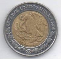 MESSICO 1 PESO 2003 BIMETALLICA - Messico