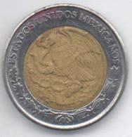MESSICO 1 PESO 1997 BIMETALLICA - Messico