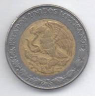 MESSICO 1 PESO 1992 BIMETALLICA - Messico
